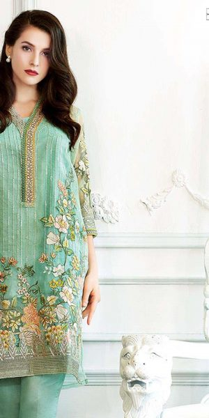 Gul Ahmed Luxury Festive Eid collection 2017-18 (1)