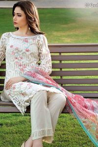 Gul Ahmed Luxury Festive Eid collection 2017-18 (10)