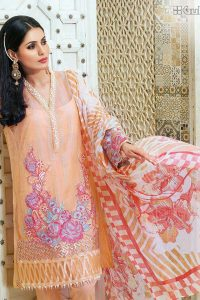 Gul Ahmed Luxury Festive Eid collection 2017-18 (11)