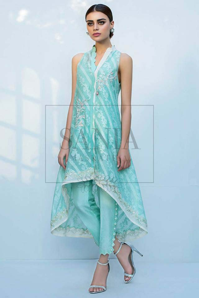 Party Wear Dresses by Sania Maskatiya