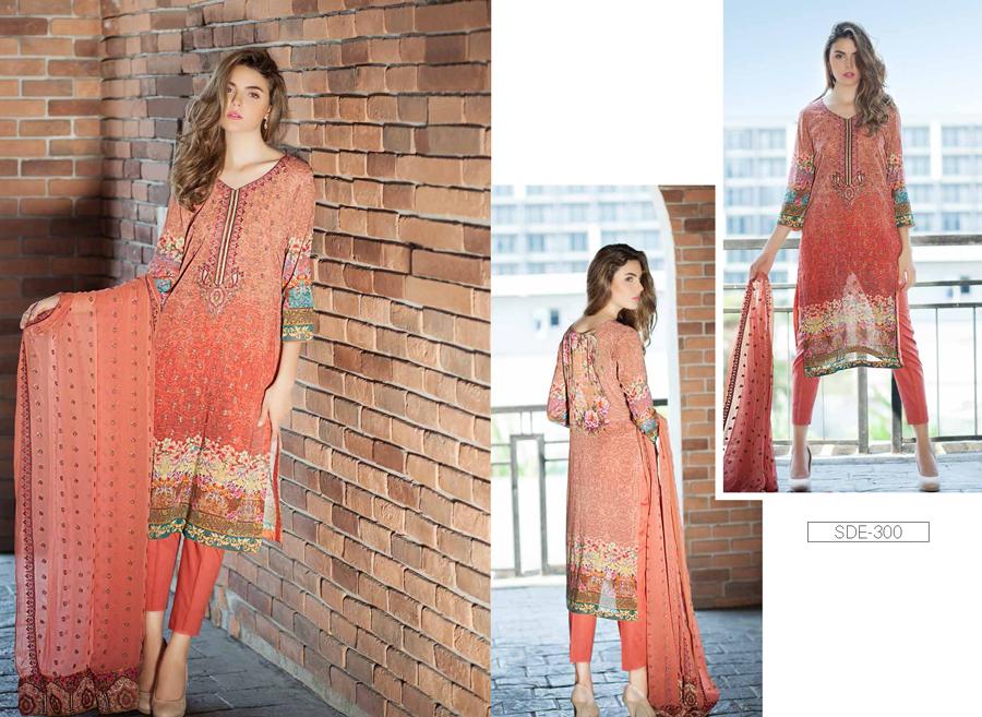 Latest Formal Dresses for Eid