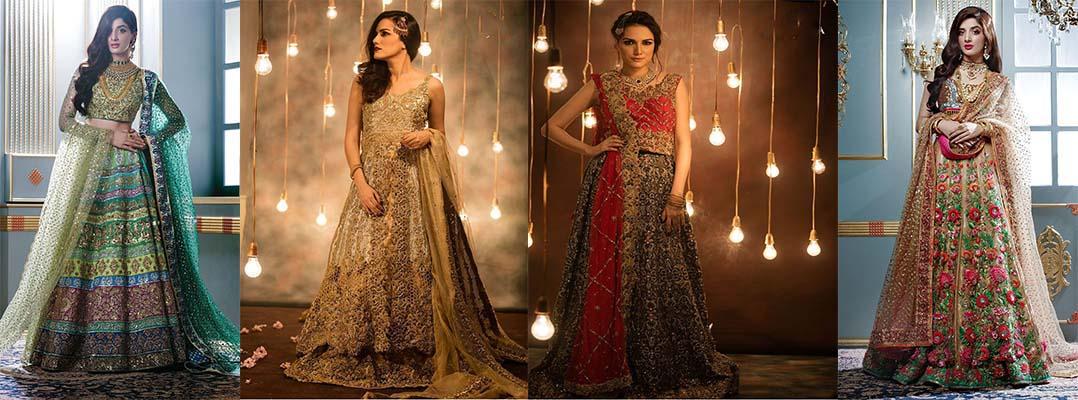 Top 10 Most Famous Wedding Dress Designers of Pakistan