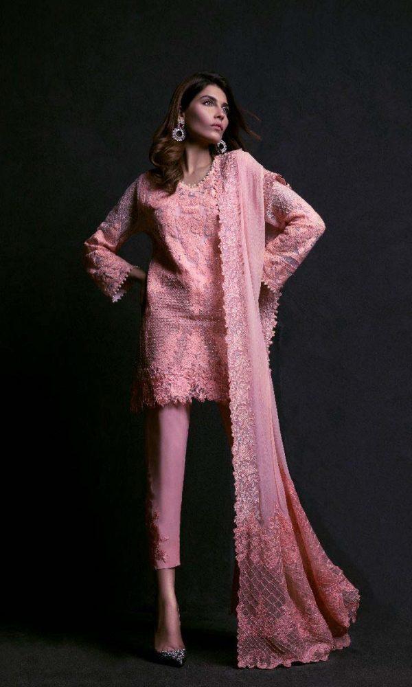 Sana Safinaz Luxury Embroidered Eid Collection 2017-18 (12)