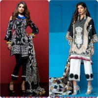 Thredz Unstitched Lawn Collection 2017-18 Eid Edition (3)