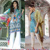 Thredz Unstitched Lawn Collection 2017-18 Eid Edition (4)