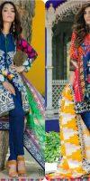 Thredz Unstitched Lawn Collection 2017-18 Eid Edition (9)