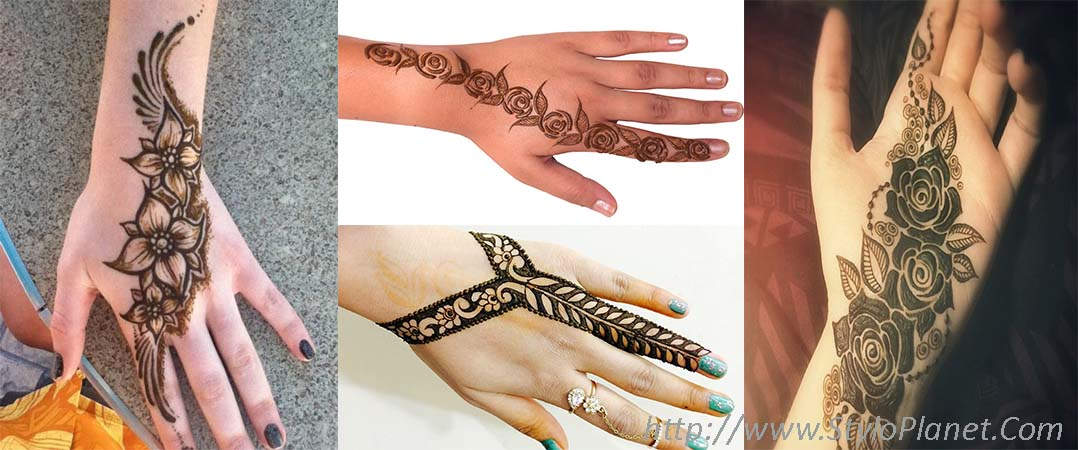 Different Mehndi Designs And Ideas For Girls Stylo Planet