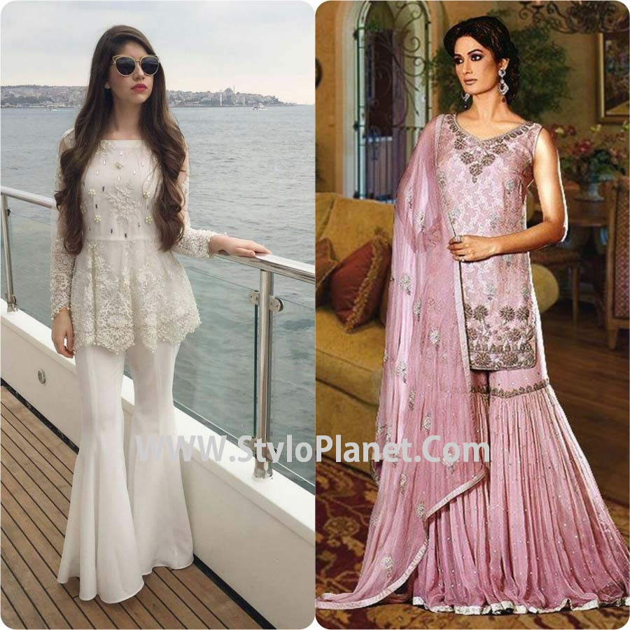 Sharara Trousers Trends