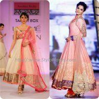Best Pakistani and Indian Anarkali Frocks Trends and Designs 2017-2018 (14)