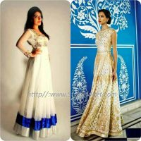 Best Pakistani and Indian Anarkali Frocks Trends and Designs 2017-2018 (3)