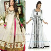 Best Pakistani and Indian Anarkali Frocks Trends and Designs 2017-2018 (7)