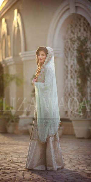 Pakistai Bridals Beautiful Walima Dresses 2017 Latest Trends (22)