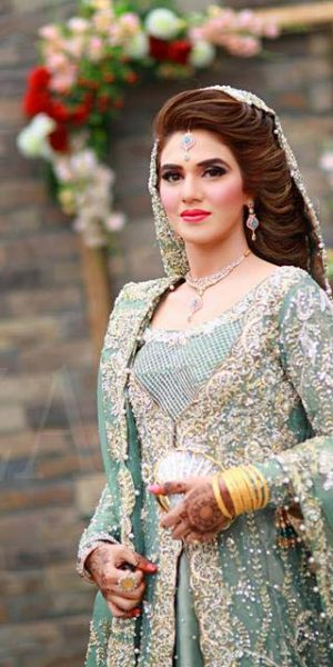 Pakistai Bridals Beautiful Walima Dresses 2017 Latest Trends (7)