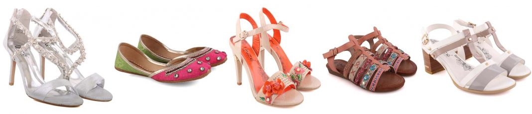 Latest Party Wear Shoes by Unze London