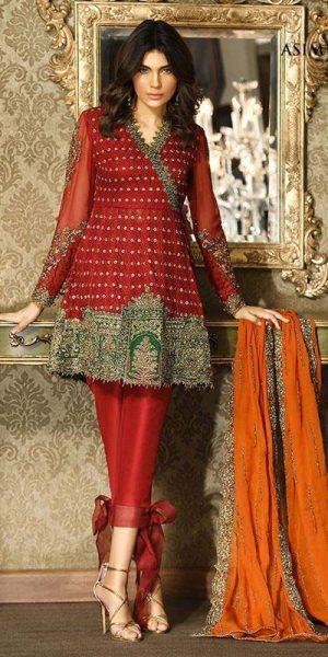 Asim Jofa Latest Eid Collection 2017 (7)