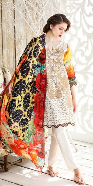 Charizma Latest Eid Collection 2017 (5)