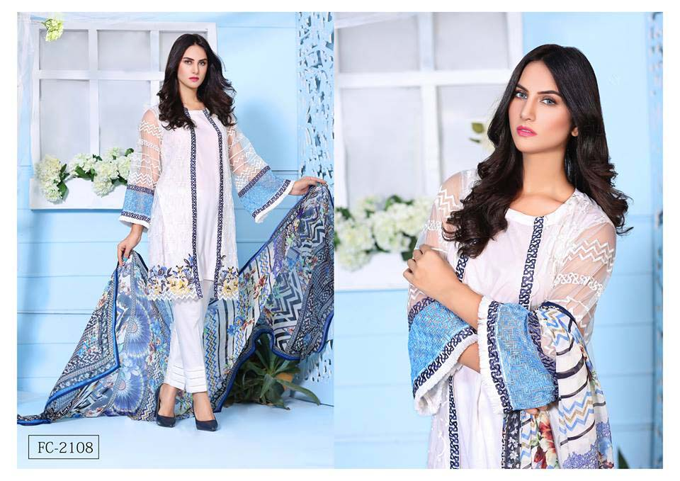 Embroidered Eid Lawn Collection