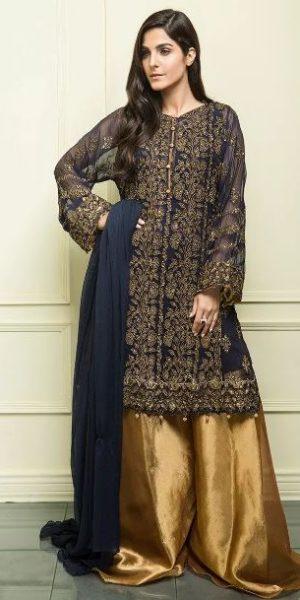 Women Eid-ul-Azha Dresses Collection 2017-2018 by Pakistani Designers (2)