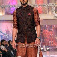 Latest Men Mehndi Dresses Shalwar Kameez and Kurta Designs 2017-2018 (1)