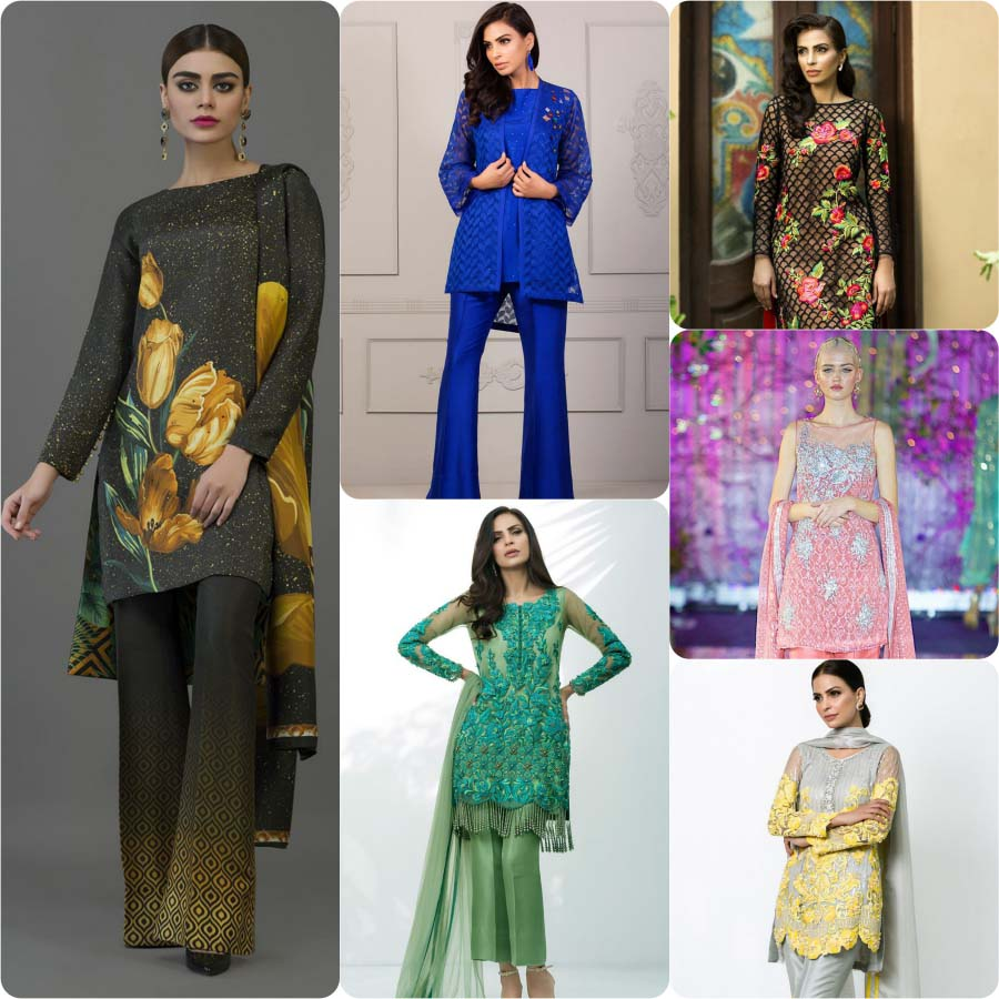 Nomi Ansari Luxury Formal and Pret Collection 2017-2018 Designers Collection