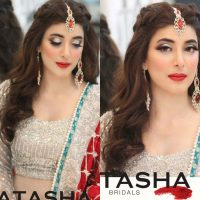 Latest Best Arabic Bridal Makeup Tips & Ideas With Complete Guideline (27)