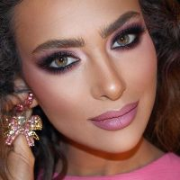 Latest Best Arabic Bridal Makeup Tips & Ideas With Complete Guideline (29)
