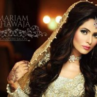 Latest Best Arabic Bridal Makeup Tips & Ideas With Complete Guideline (9)