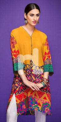 Nishat Linen Winter Stitched Shirts Collection 2017 (2)