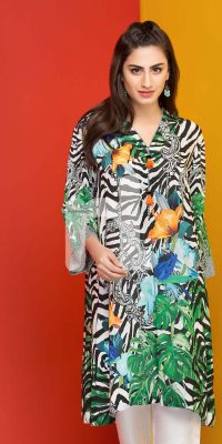 Nishat Linen Winter Stitched Shirts Collection 2017 (6)