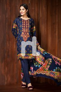 Nishat Linen Winter Stitched & Unstitched Collection 2017-18 for Women (14)
