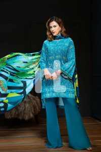 Nishat Linen Winter Stitched & Unstitched Collection 2017-18 for Women (16)