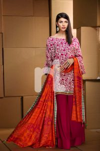Nishat Linen Winter Stitched & Unstitched Collection 2017-18 for Women (20)