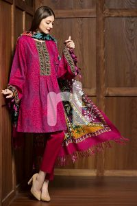 Nishat Linen Winter Stitched & Unstitched Collection 2017-18 for Women (4)