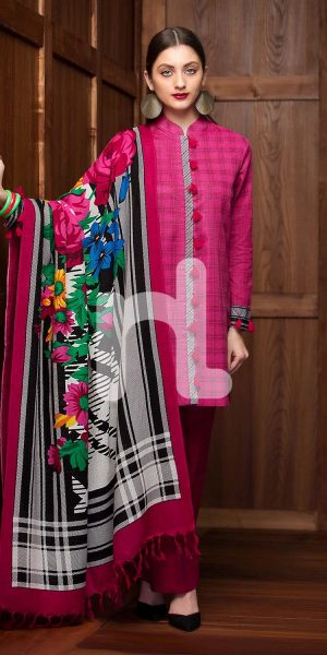 Nishat Linen Winter Stitched & Unstitched Collection 2017-18 for Women (7)