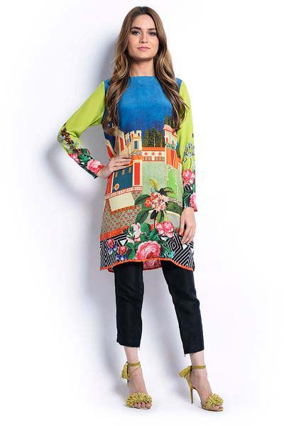 Fall Winter Dresses by Sana Safinaz