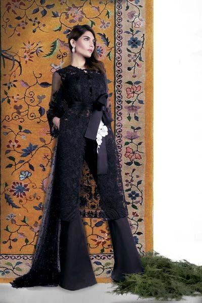 Sana Safinaz Winter Collection