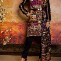 Almirah Fall Winter Women Dresses Collection 2017-2018 (1)