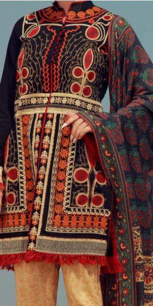Almirah Fall Winter Women Dresses Collection 2017-2018 (12)