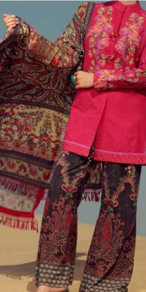Almirah Fall Winter Women Dresses Collection 2017-2018 (16)