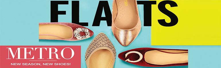 Metro Shoes New And Beautiful Women Winter Shoes Collection 2017-2018