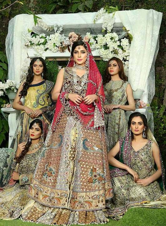 Aisha Imran Bridal and Formal Collection 2018-19 Changing The Fashion Standards Of Pakistan