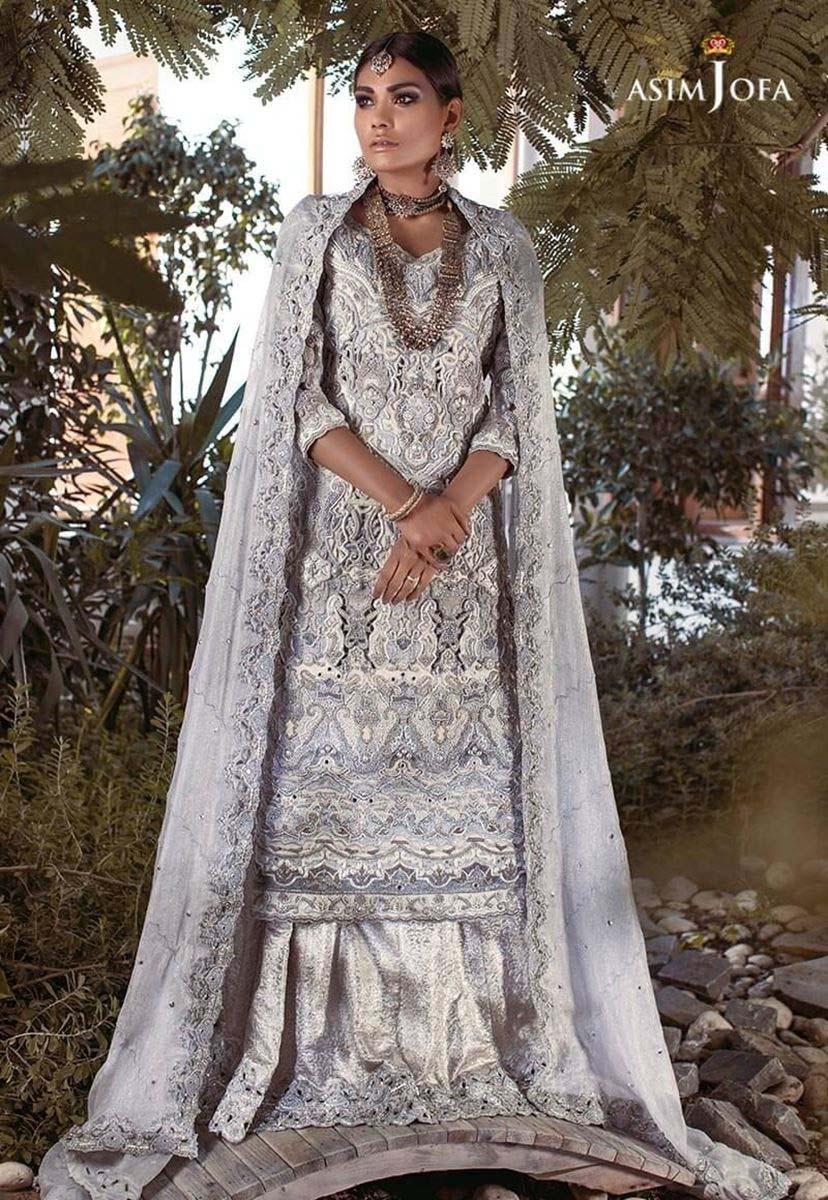 Asim Jofa walima Dresses