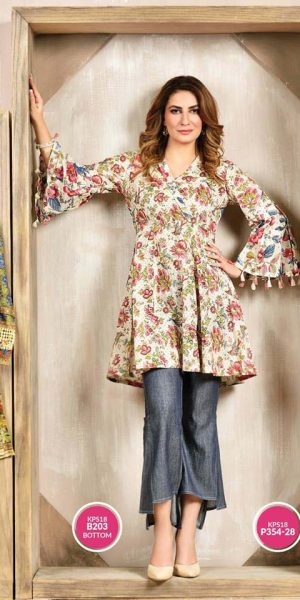 Kayseria Latest Women Pret Collection 2018-19 With Price (10)