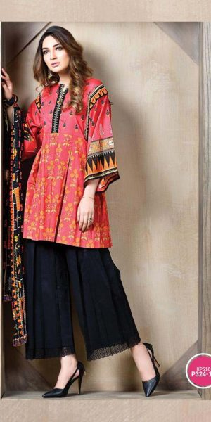 Kayseria Latest Women Pret Collection 2018-19 With Price (15)