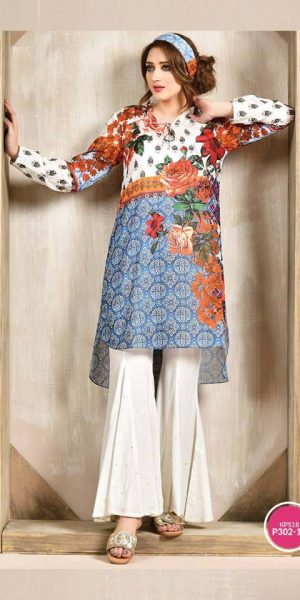 Kayseria Latest Women Pret Collection 2018-19 With Price (17)
