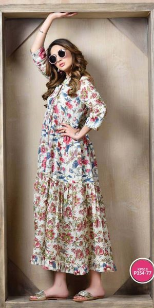 Kayseria Latest Women Pret Collection 2018-19 With Price (23)
