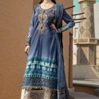 Maria.B Latest Summer Lawn Collection 2018-2019 Complete Catalogue (14)