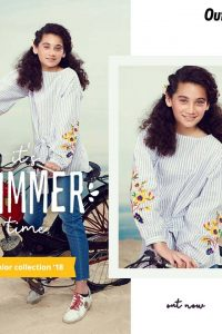 Outfitters Latest Western Style Dresses for Boys and Girls 2018-2019 (7)