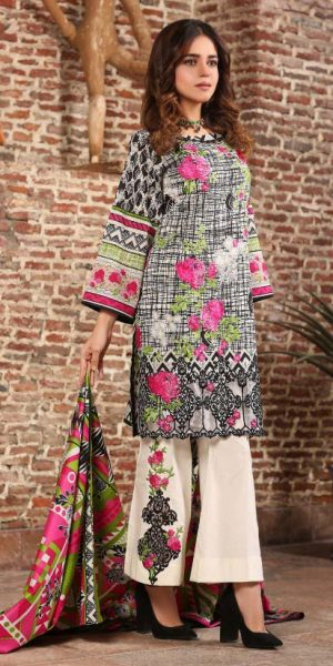 Flora Summer Lawn Collection 2018 (3)