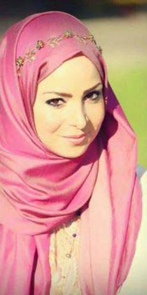 Hijab With Tiara (1)